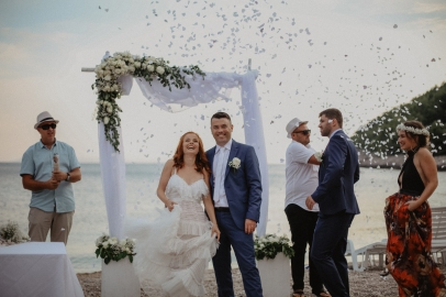 getting married in croatia, best beach in croatia for a wedding, best places in croatia for wedding, croatia wedding spots, wedding on the beach ideas, wedding on the beach in croatia