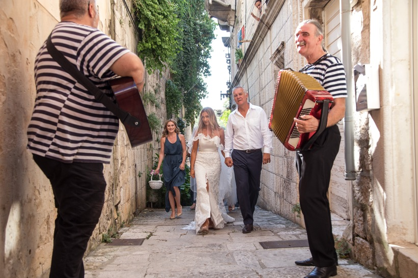 wedding abroad croatia, wedding packages croatia abroad, wedding agency croatia, wedding agency korcula, planning a wedding in croatia, croatia wedding budget, croatia wedding band